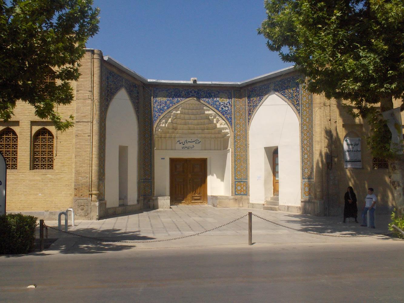 موزه دیدنی و جذاب صنعتی کرمان