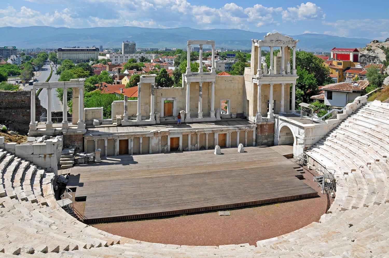 تئاتر رومی پلوددیو