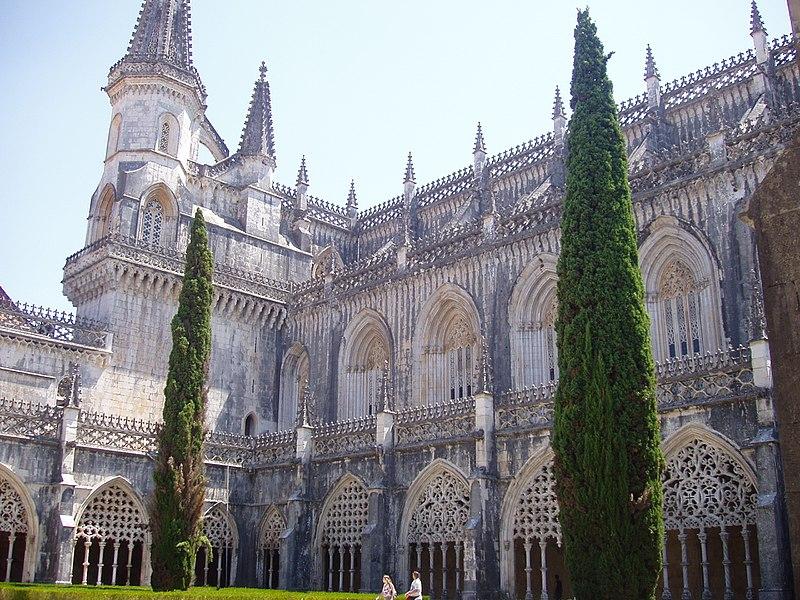 صومعه باتالها پرتغال