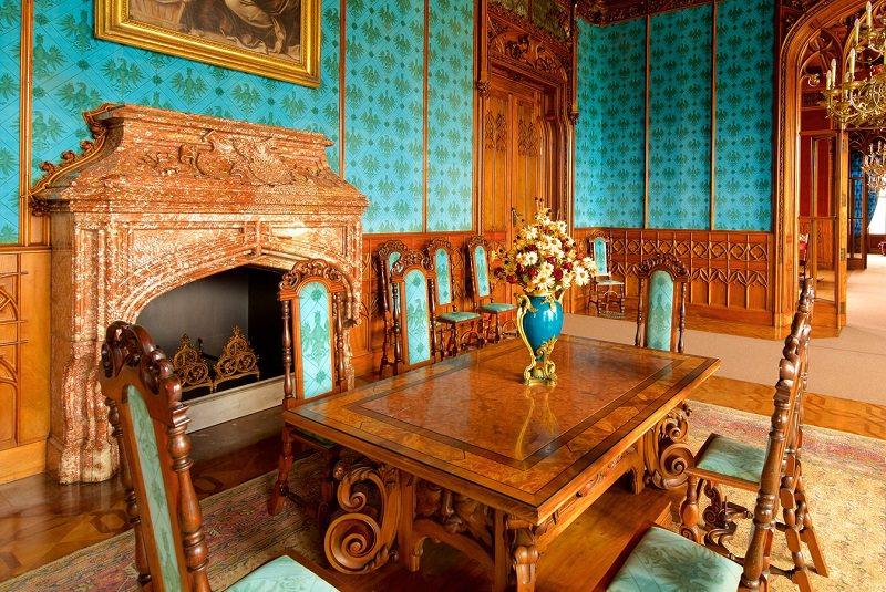 قلعه لدنیس جمهوری چک
