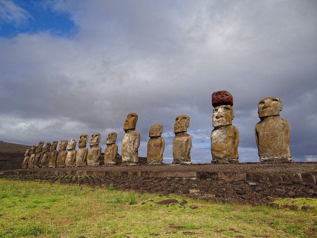 جزیره ایستر و پارک ملی رپا نویی