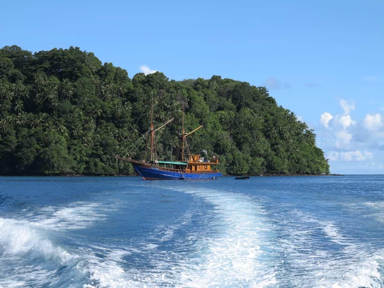 جزایر باندا