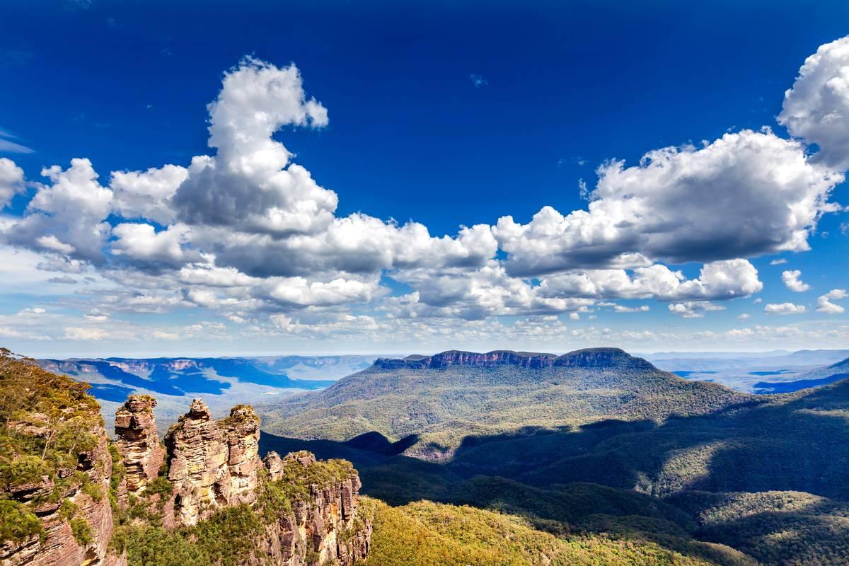 پارک ملی کوههای آبی
