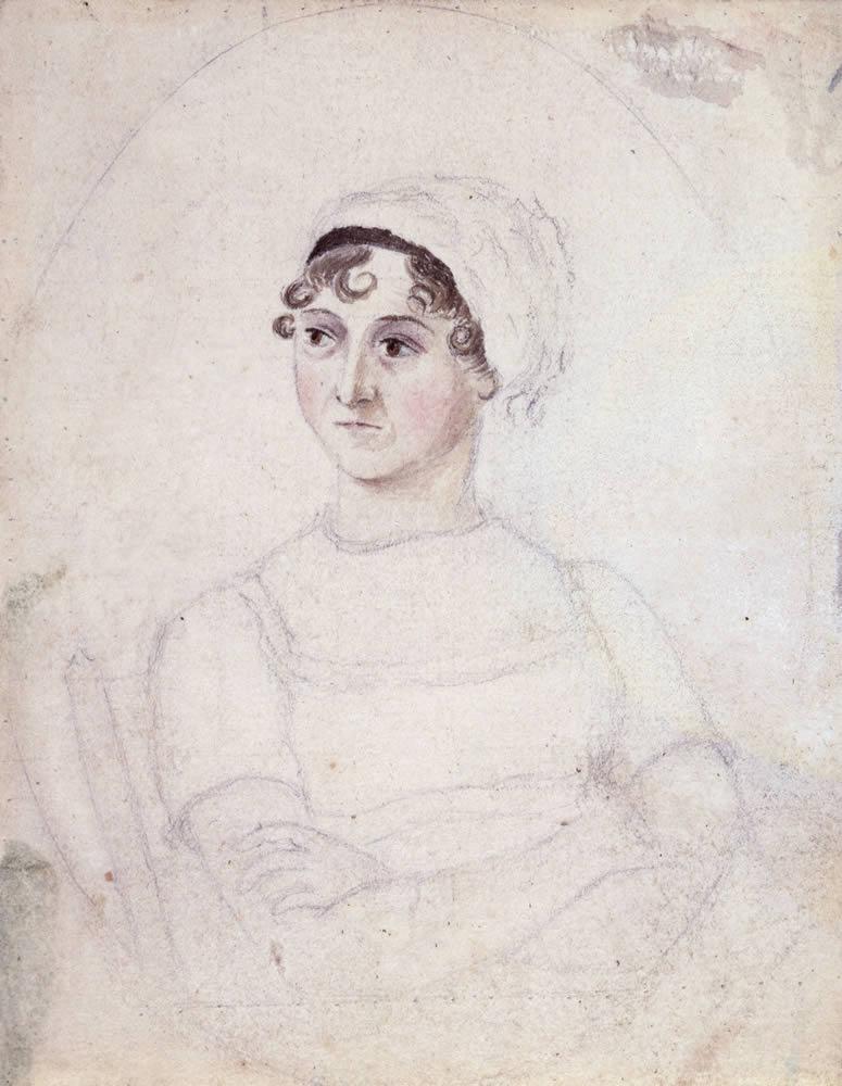جین آستین نویسنده