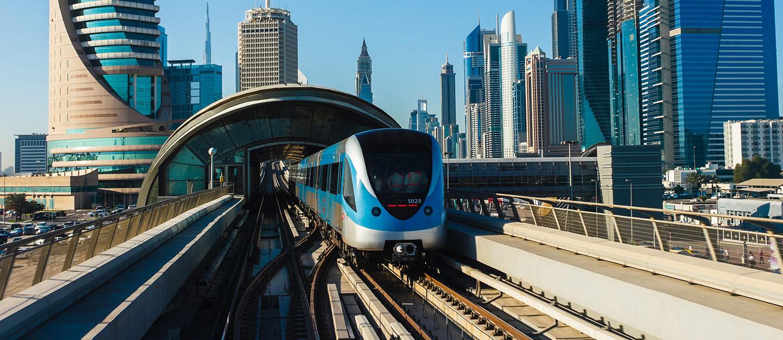 راه رسیدن به مرکز شهر از فرودگاه دبی