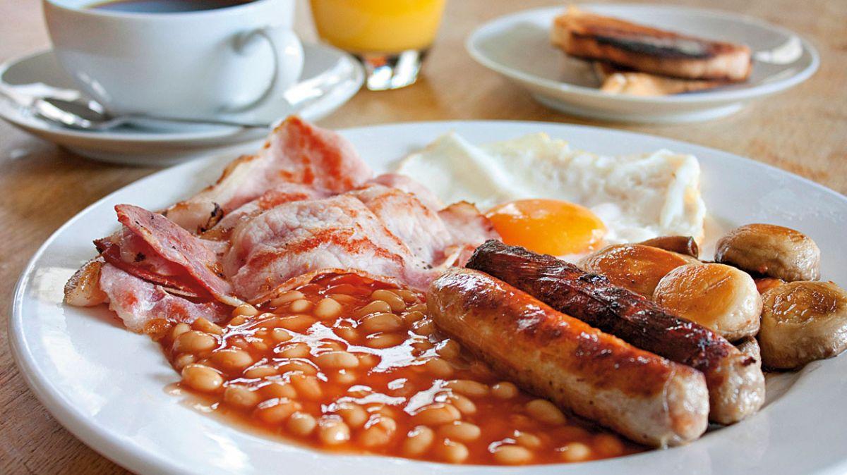 انگلیسی ها بیشتر چه میخورند