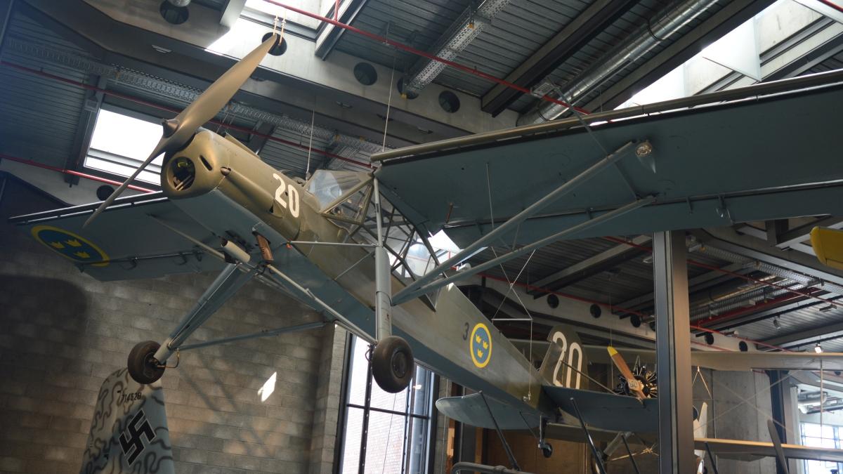 موزه نیروی هوایی سوئد
