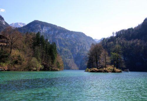 دریاچه کینگ