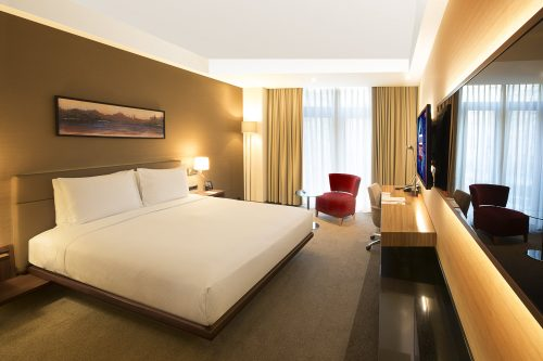 هتل دوبلتری بای هیلتون اولد تاون استانبول