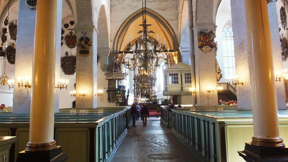 کلیسای جامع سنت ماری تالین