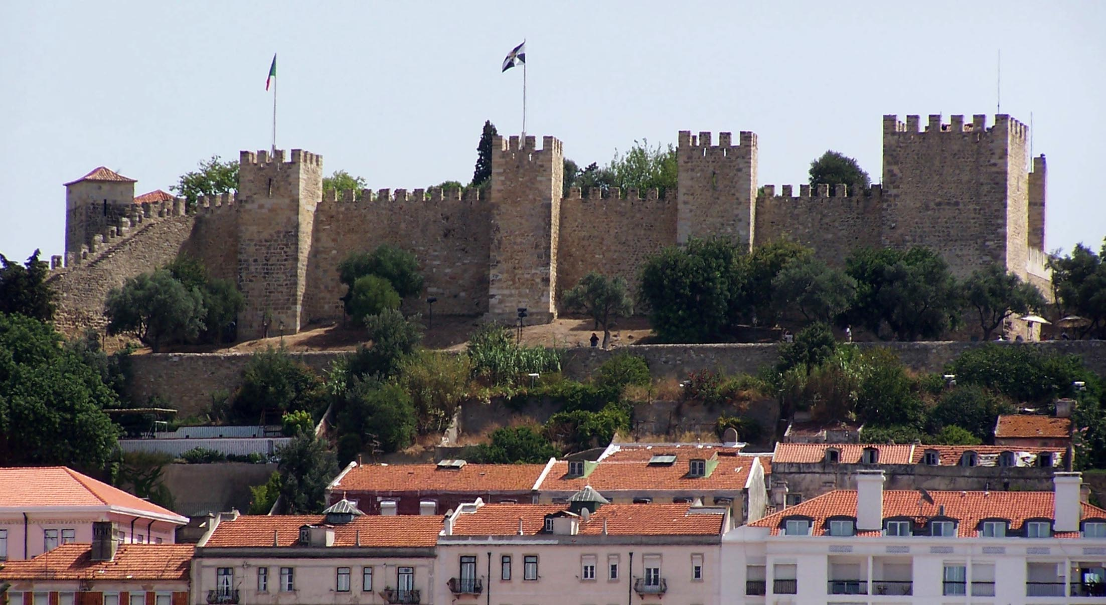 قلعه سائو خورخه لیسبون