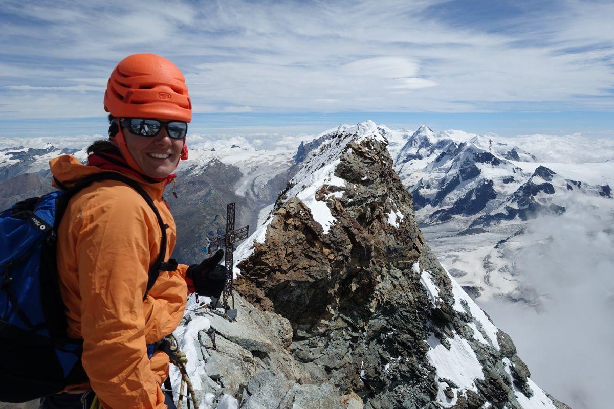 کوهنوردی قله ماترهورن زرمات