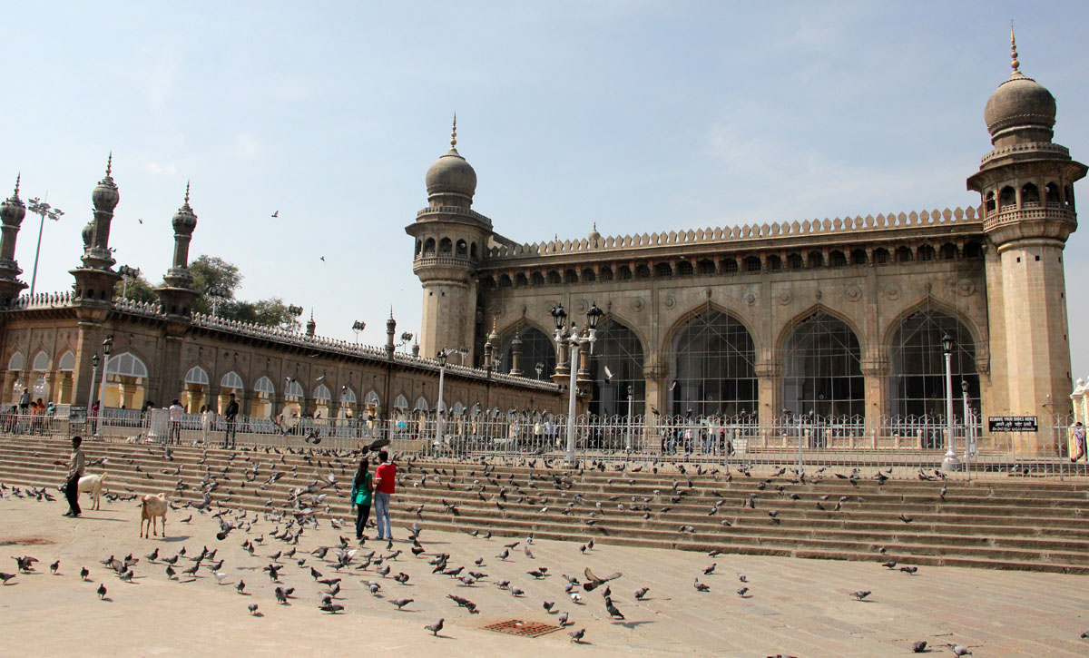 مکه مسجد حیدرآباد