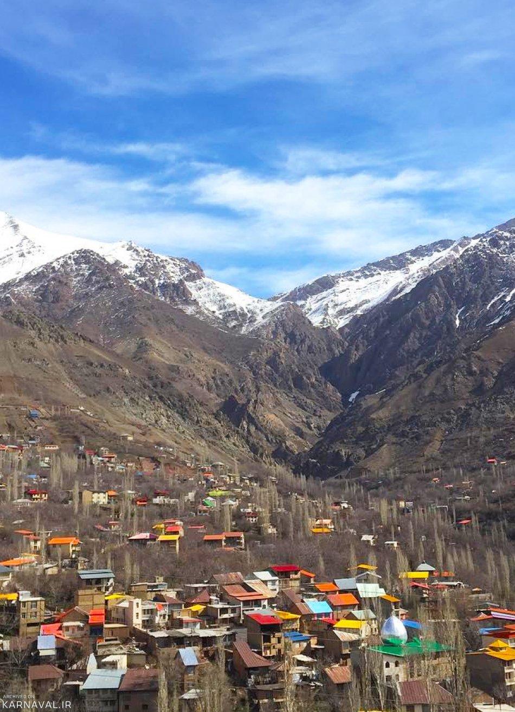 روستای امامه تهران