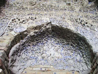 مسجد تاریخی حیدریه قزوین