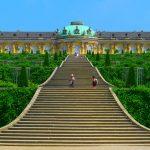 پارک و کاخ سانسوشی در پوتسدام