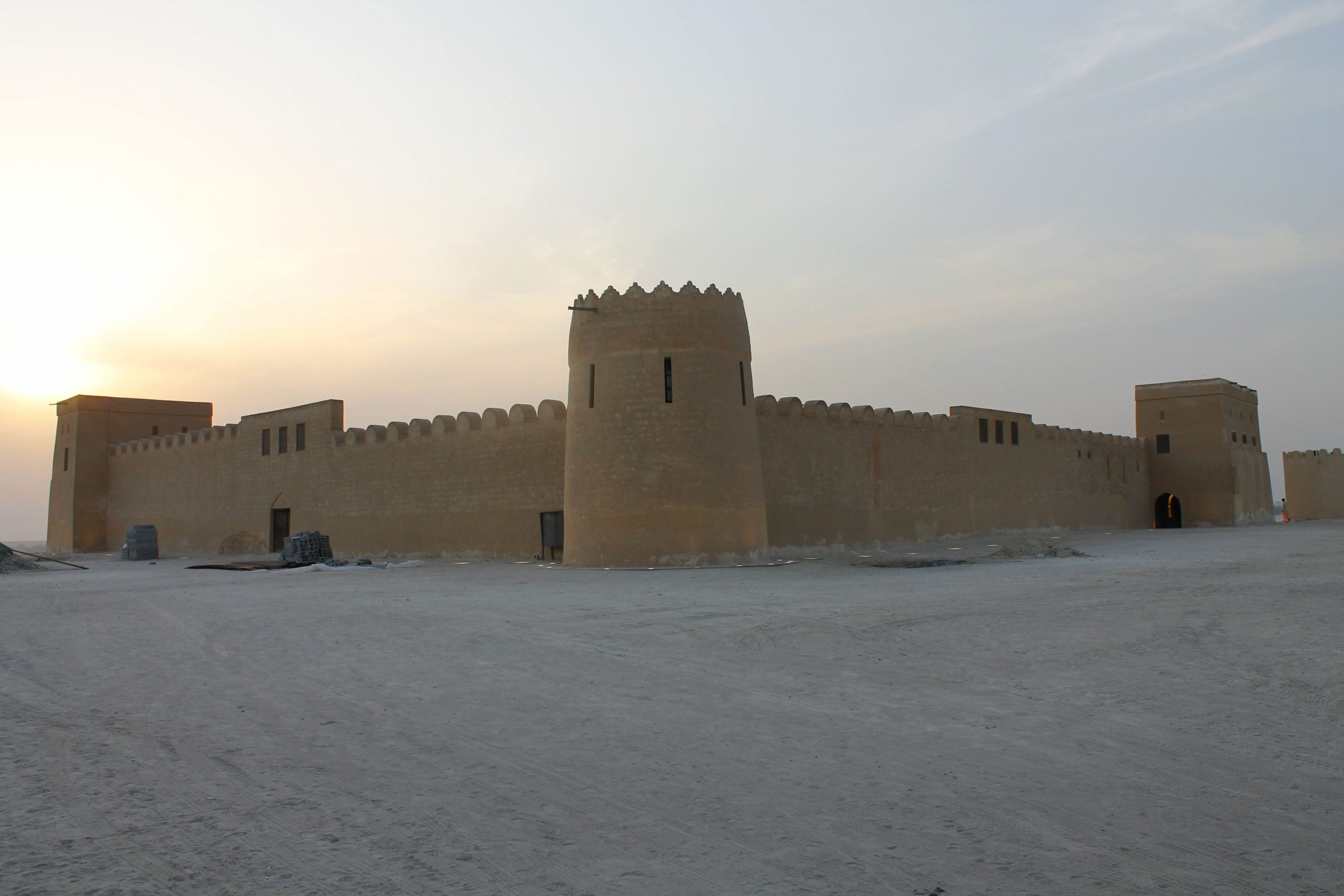 قلعه بحرین