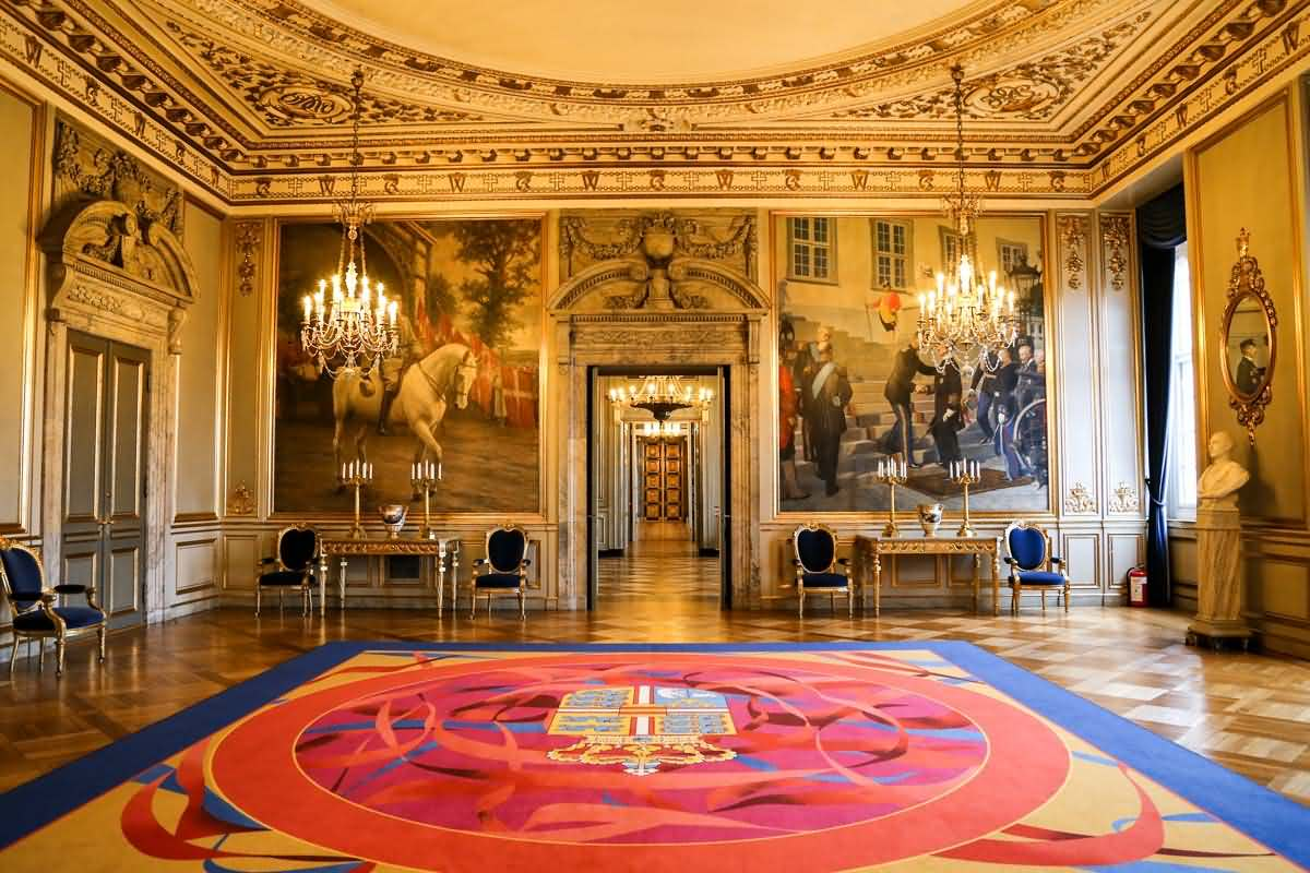 کاخ کریستیسبورگ کپنهاگ