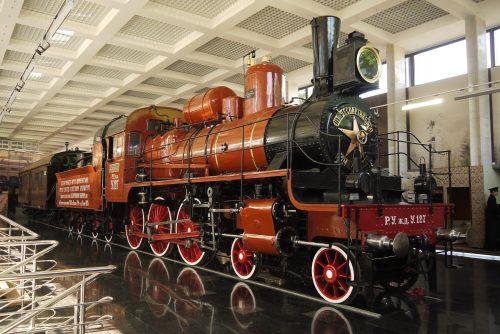 طولانی ترین راه آهن جهان