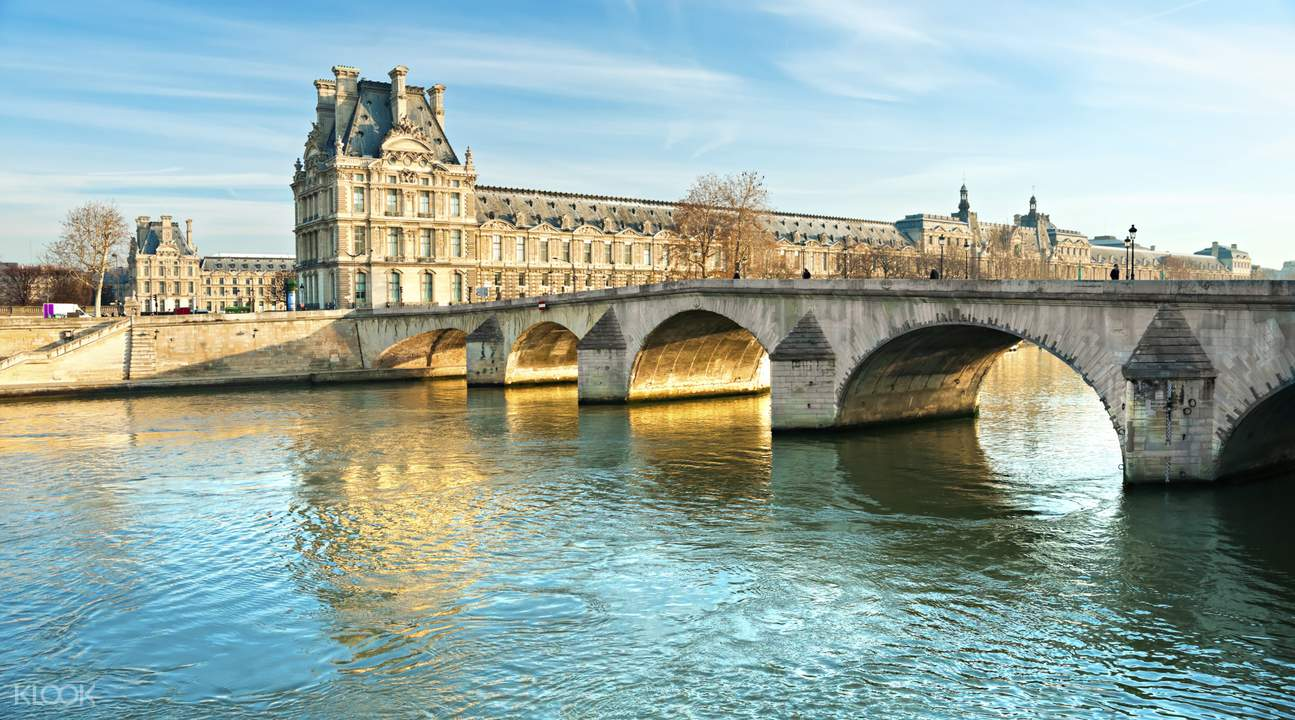 رودخانه های زیبای اروپا