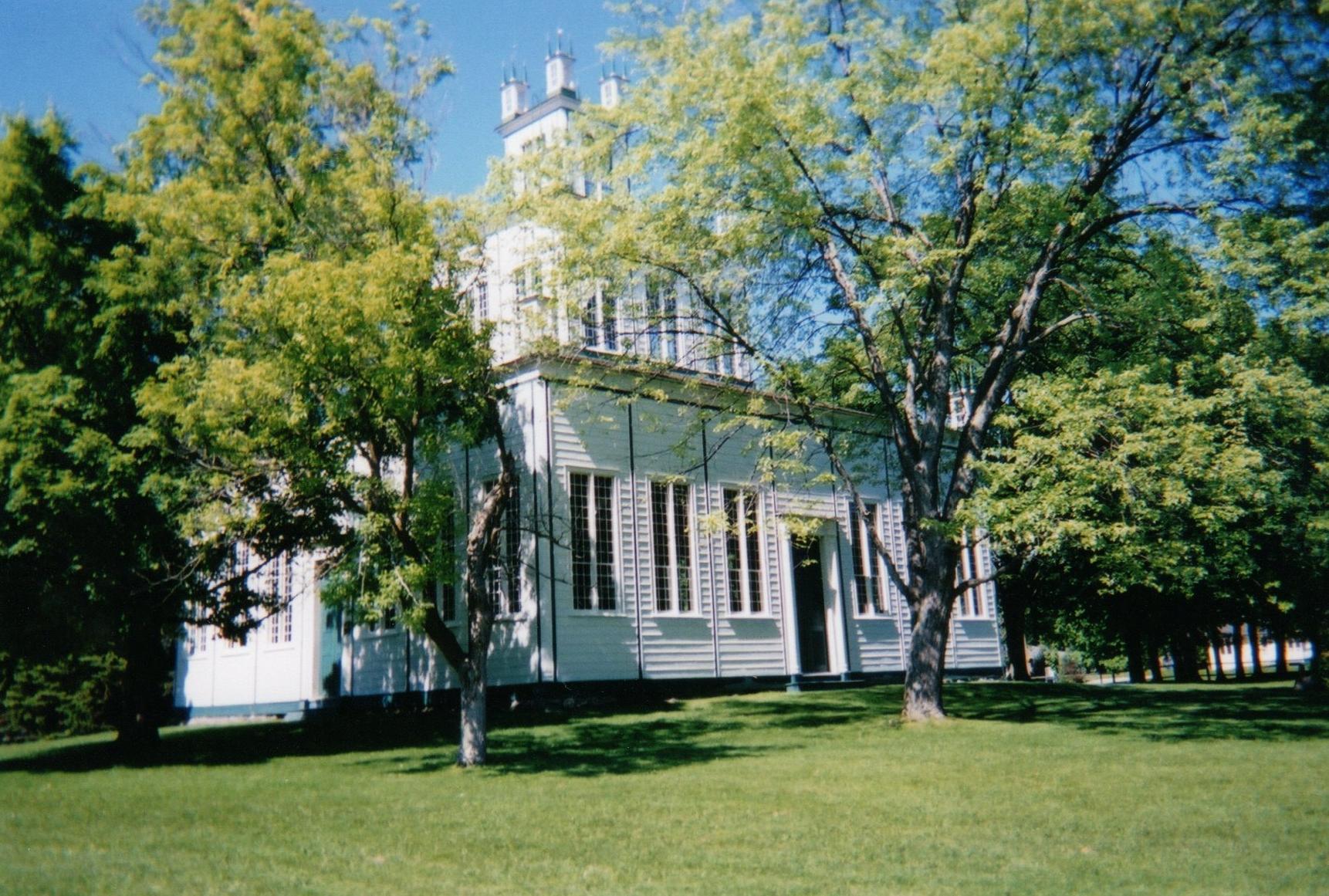 معبد شارون کانادا