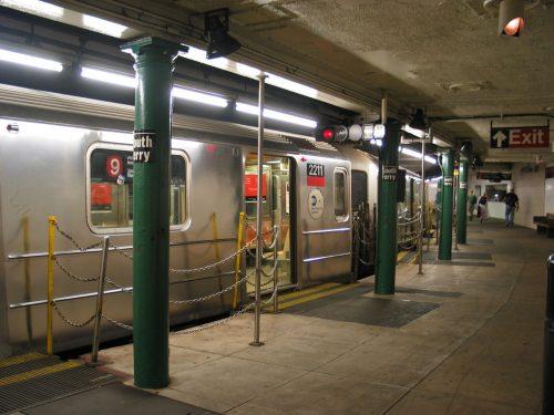 خطرناک ترین متروی جهان