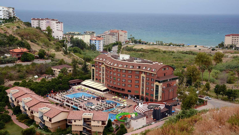 هتل کلاب کناکلی آل اینکلوسیو آلانیا