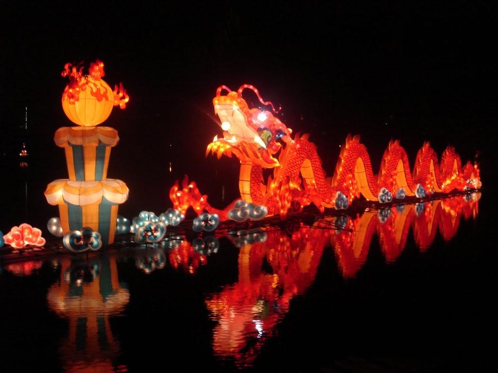 جشن قایق اژدها چین
