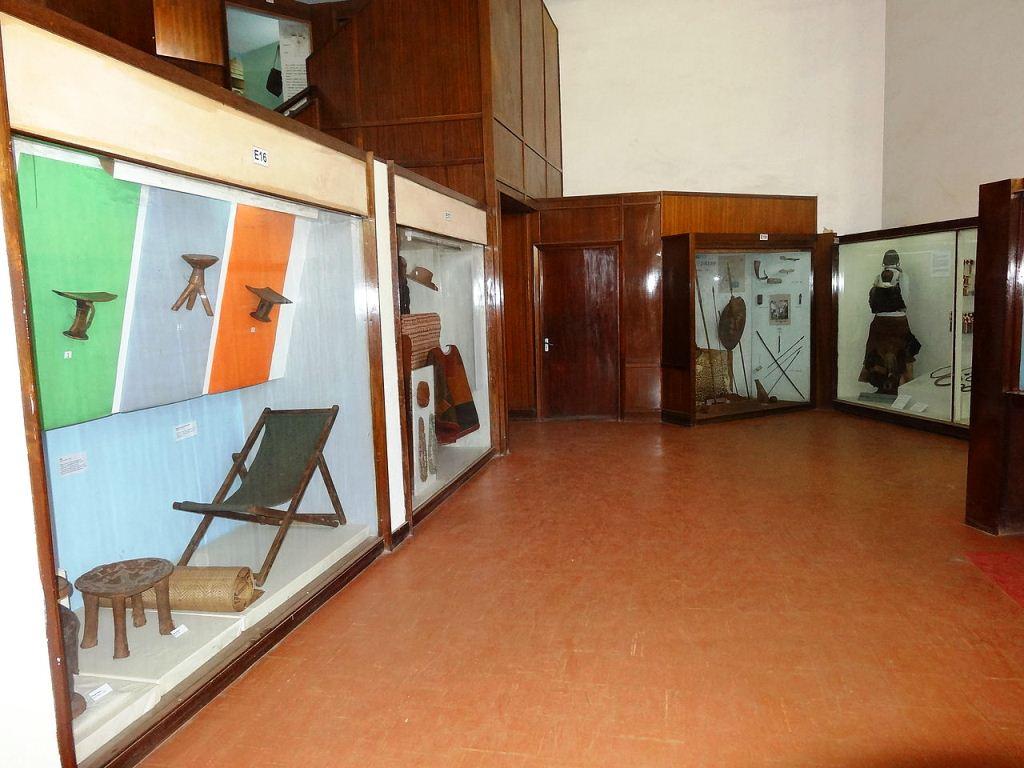 موزه اوگاندا در کامپالا