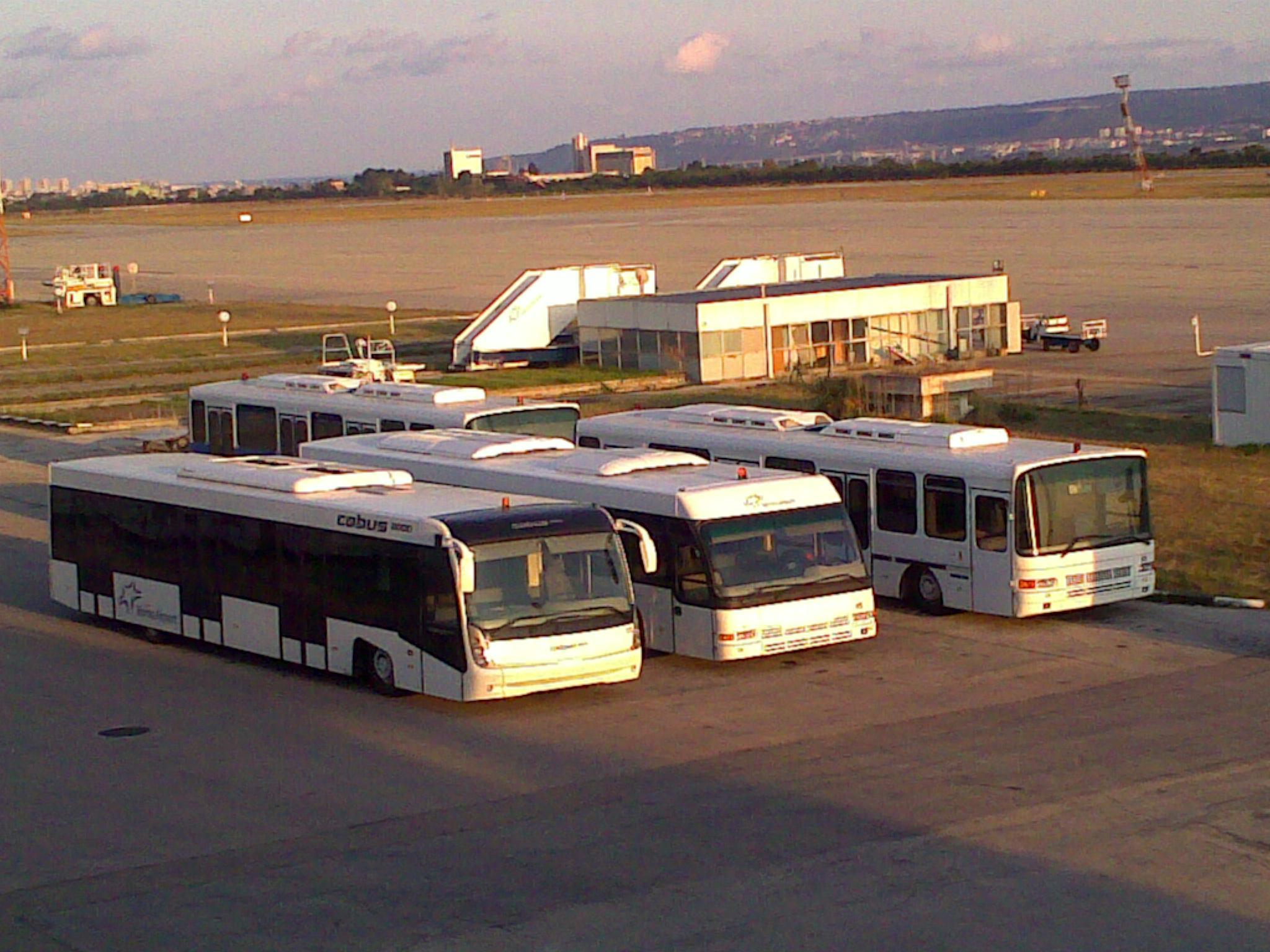 حمل و نقل عمومی در وارنا