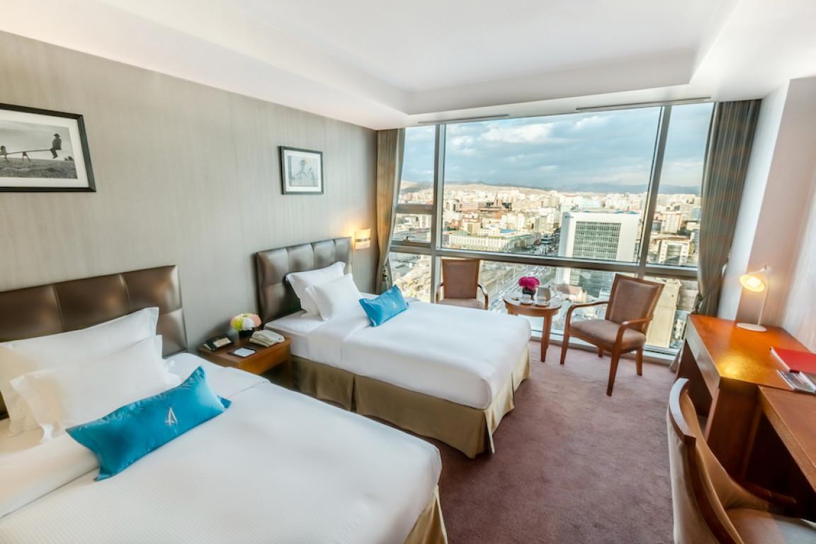 هتل بلو اسکی آلانیا