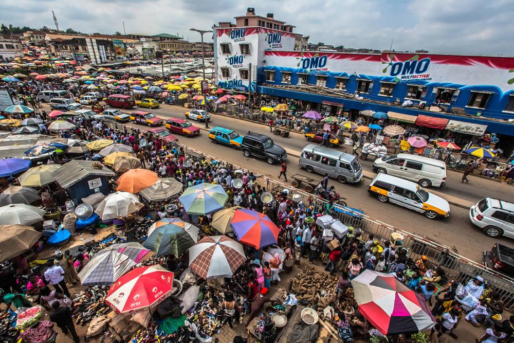 بازار کجتیا کوماسی