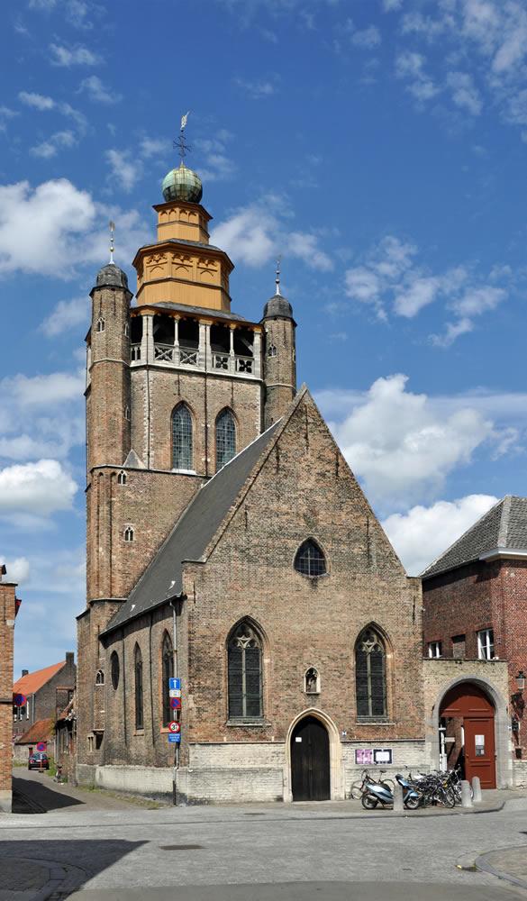 کلیسای بیت المقدس بروژ