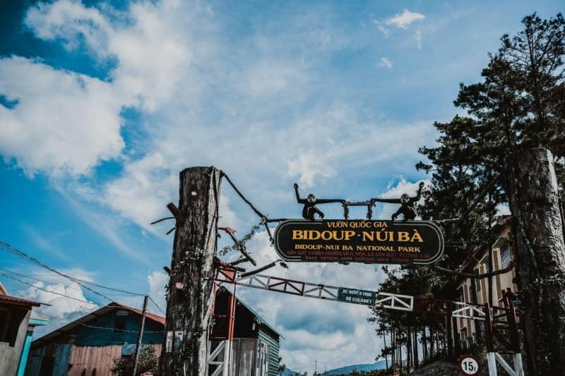 پارک ملی بیدوپ نوئی با ویتنام