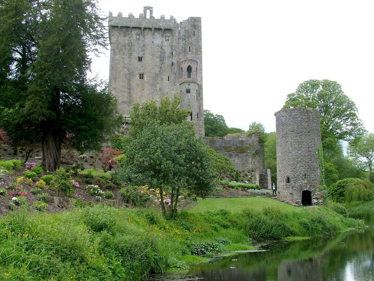 قلعه بلارنی ایرلند