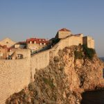 دیوارهای شهر قدیمی دوبرونیک