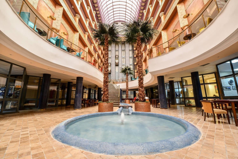 هتل بویوک آنادلو آنکارا