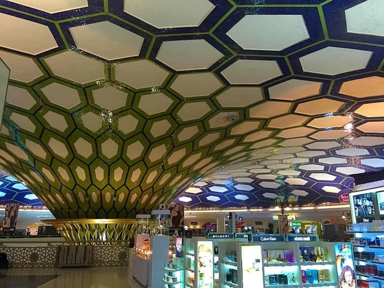 امکانات فوق العاده فرودگاه ابوظبی