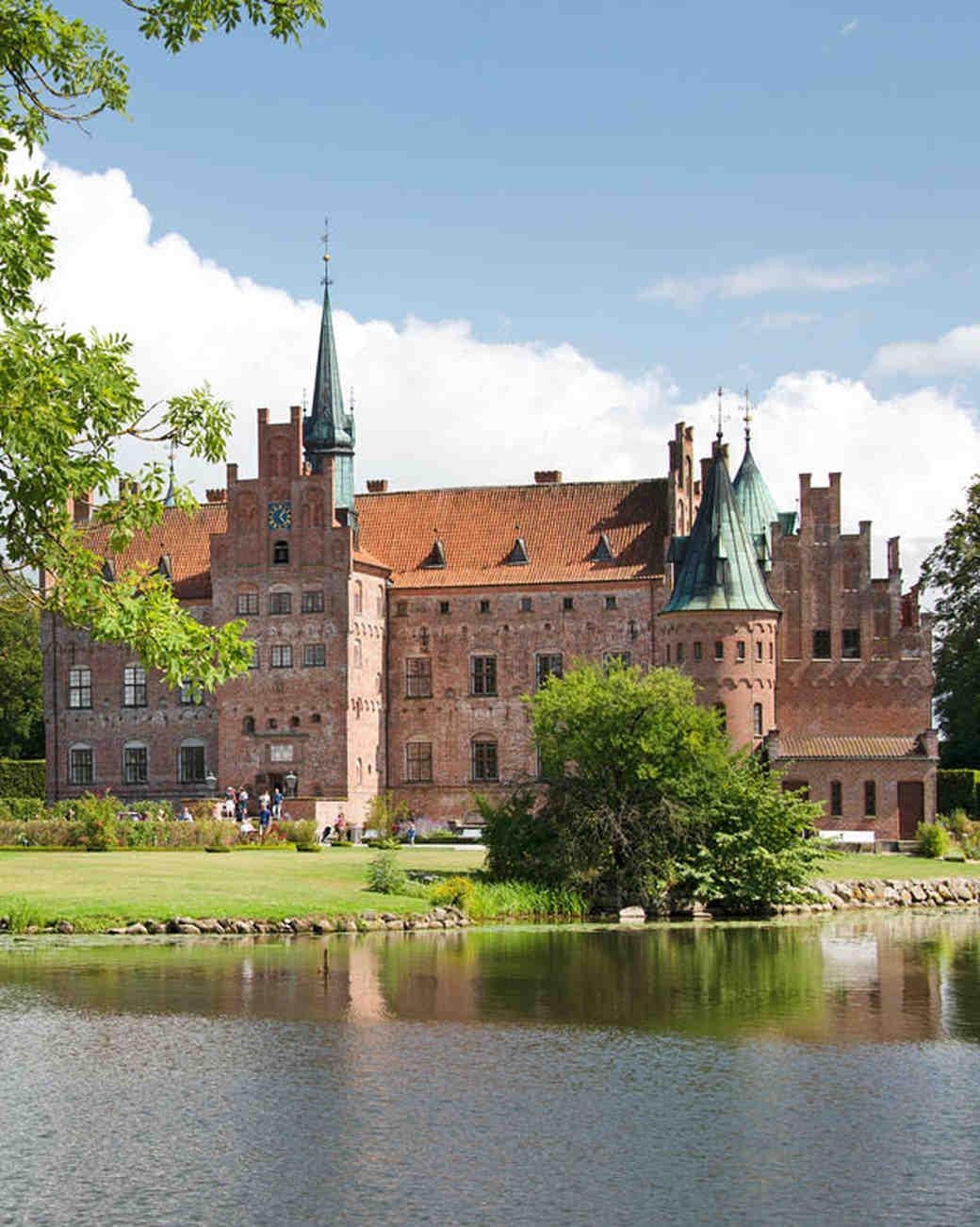 قلعه ی اگسکوف دانمارک