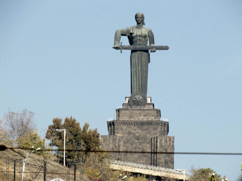 بنای یادبود مادر ارمنستان