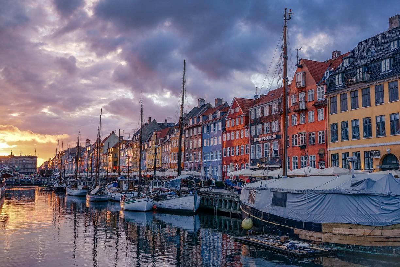 منطقه ی نیهاون کپنهاگ