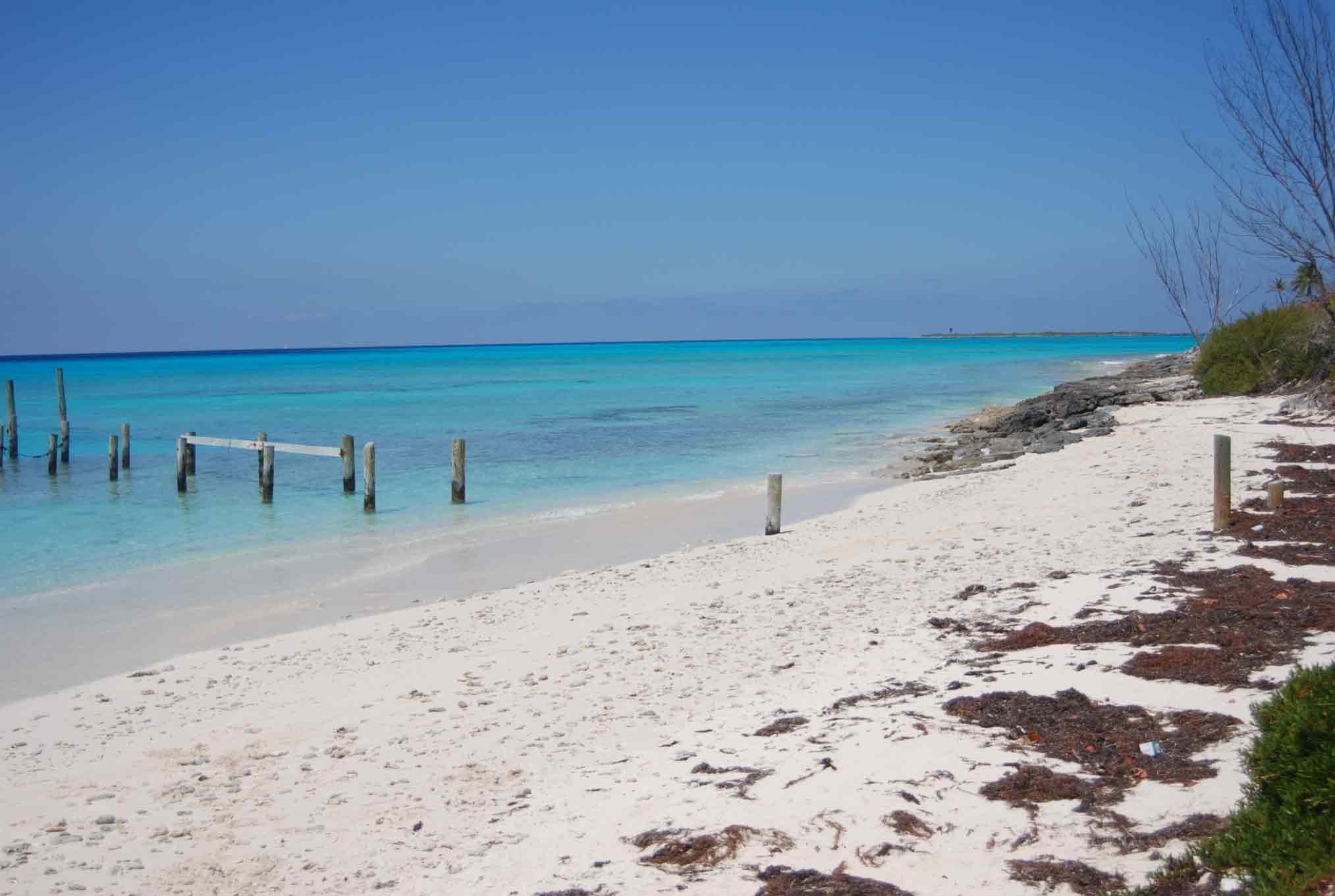 سواحل زیبای باهاماس