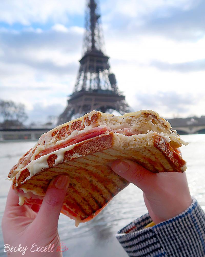 خوراکیهای خوشمزه پاریس