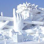 فستیوال برف و یخ هاربین چین