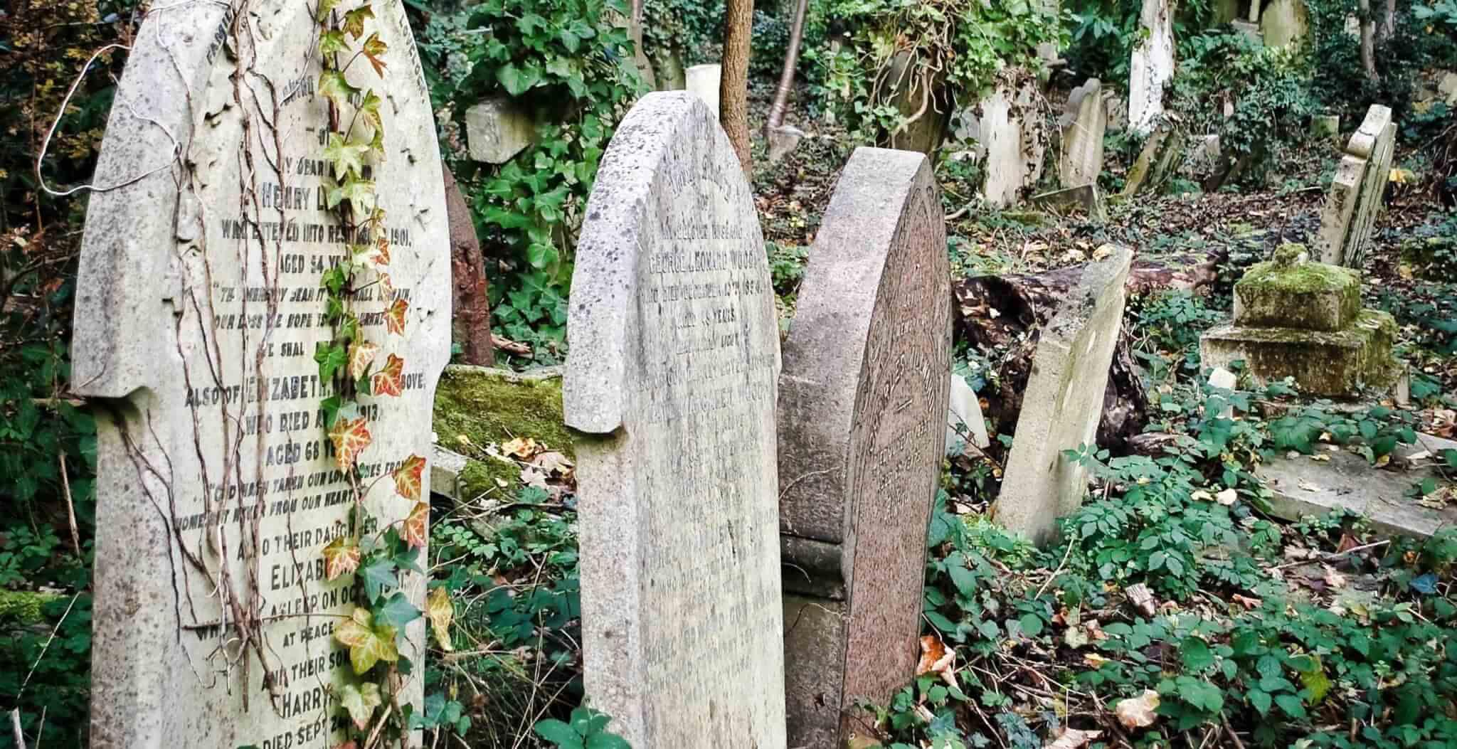 قبرستان هایگیت لندن