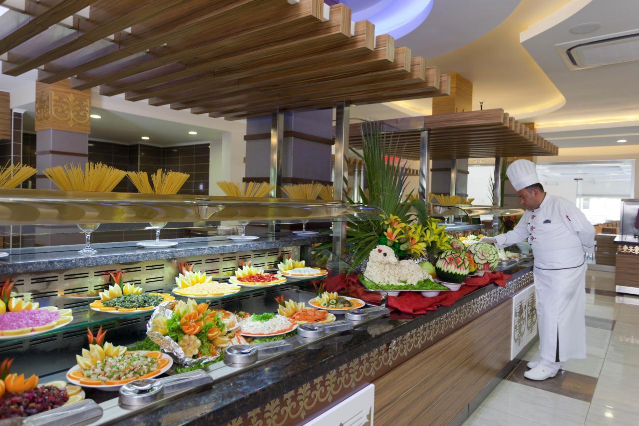 هتل کلوب مرمید ویلیج آلانیا