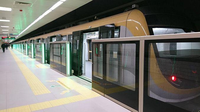 آموزش استفاده از متروی استانبول