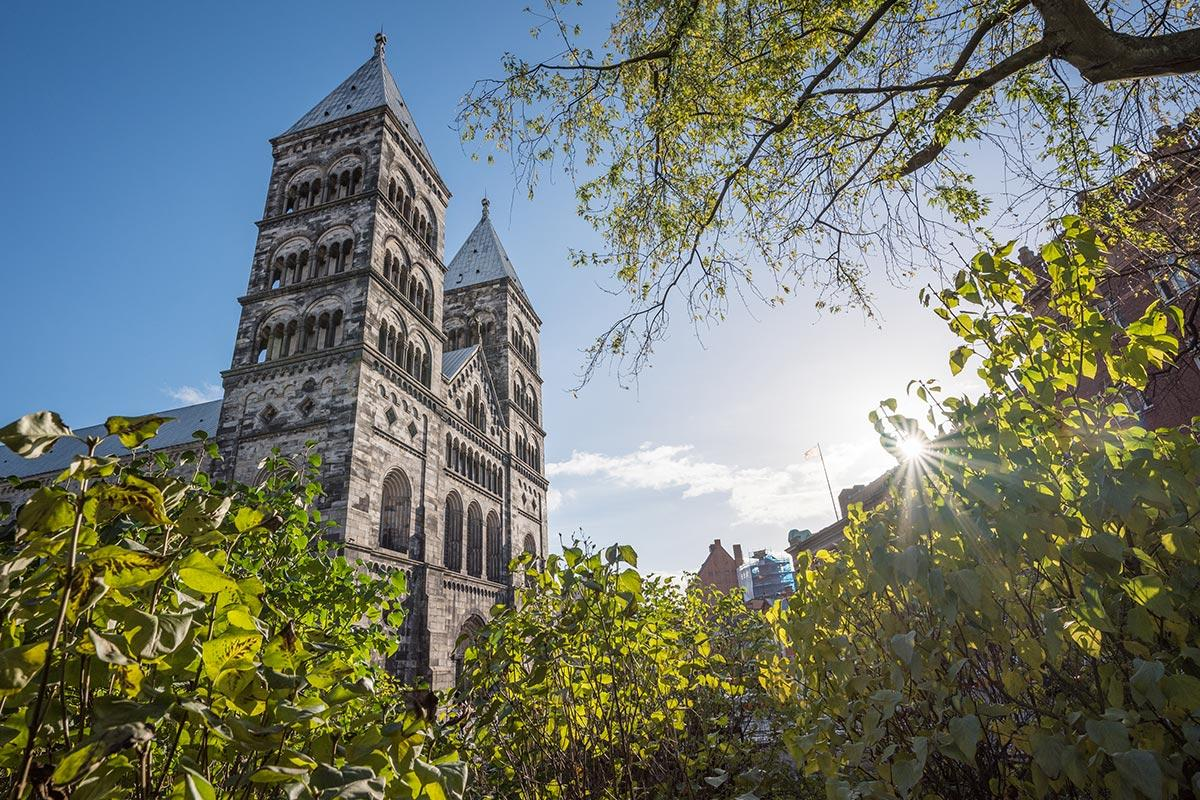 کلیسای جامع لوند در سوئد