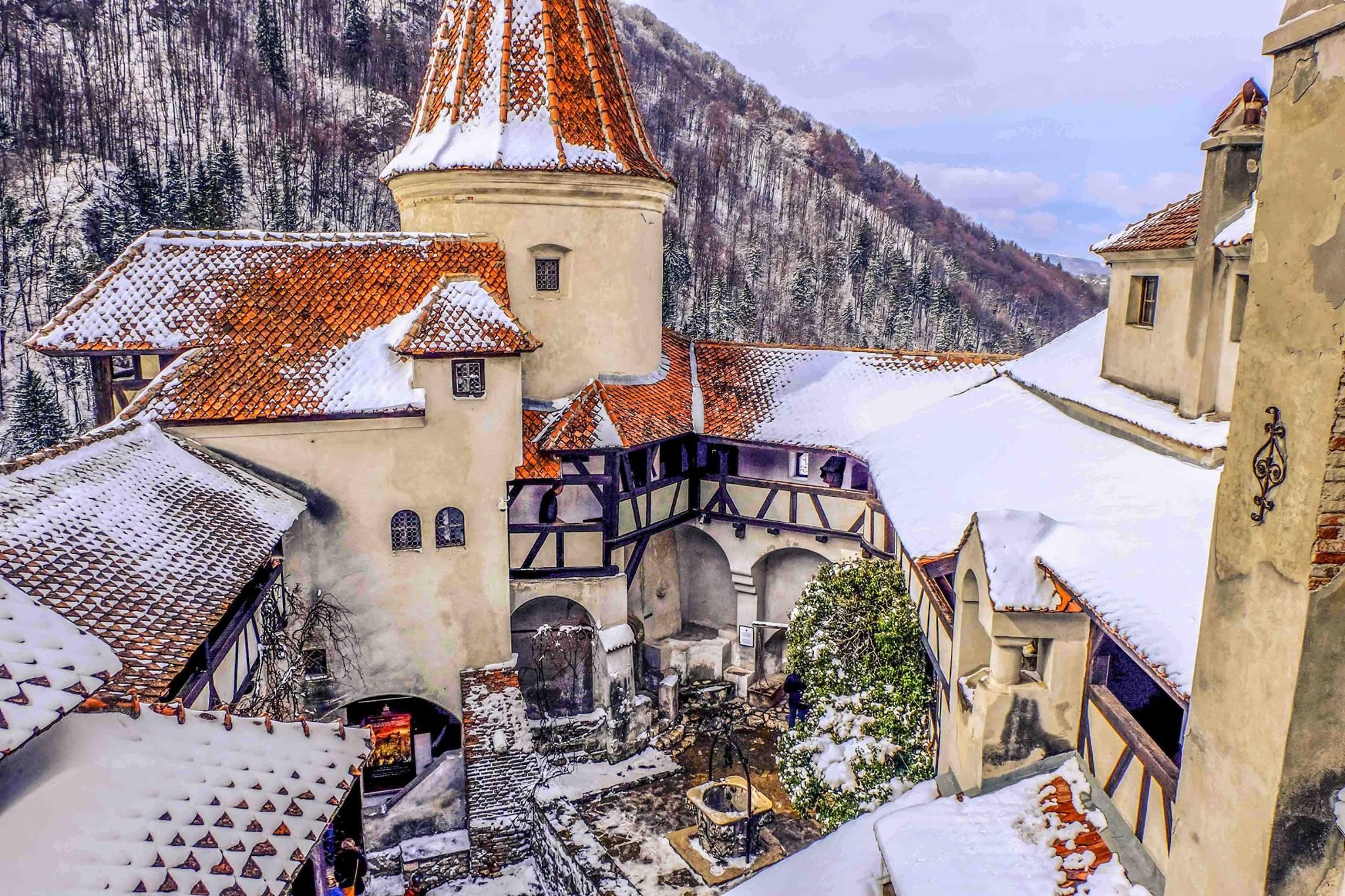 قلعه بران رومانی