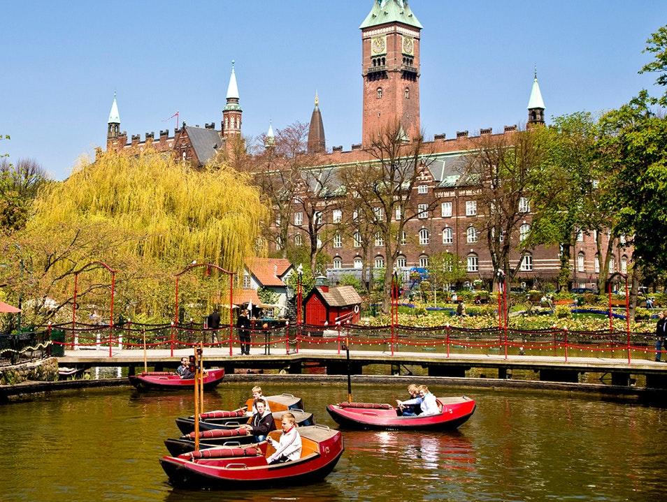 باغهای تیوولی کپنهاگ